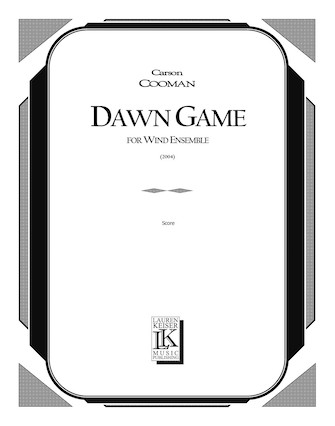 Product Cover for Dawn Game