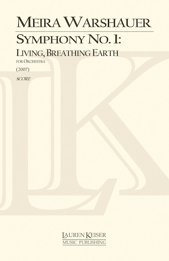 Product Cover for Symphony No. 1: Living, Breathing Earth