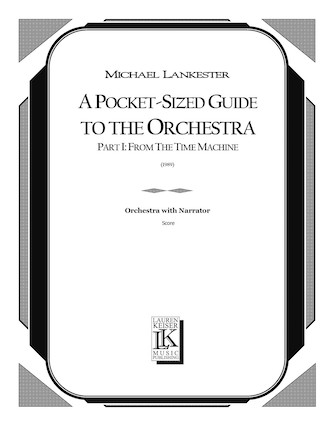 Product Cover for A Pocket-Sized Guide to The Orchestra