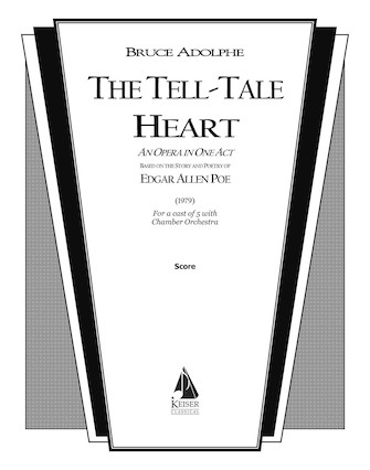 Product Cover for The Tell-Tale Heart