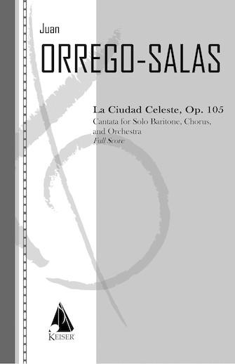 Product Cover for La Ciudad Celeste, Op. 105