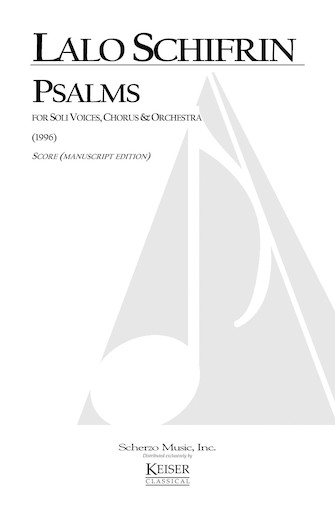 Product Cover for Psalms