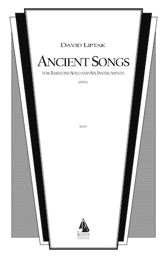 Product Cover for Ancient Songs
