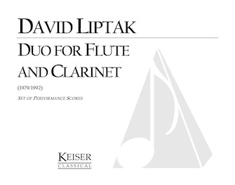 Product Cover for Duo for Flute and Clarinet