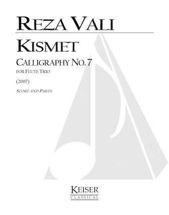 Product Cover for Kismet: Calligraphy No. 7