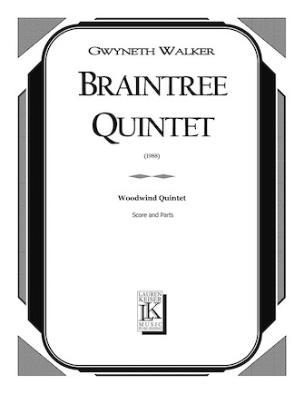 Product Cover for Braintree Quintet
