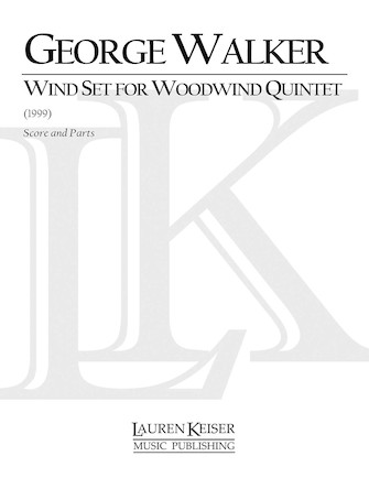 Product Cover for Wind Set for Woodwind Quintet