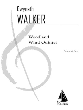 Product Cover for Woodland Wind Quintet