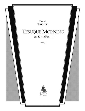 Product Cover for Tesuque Morning