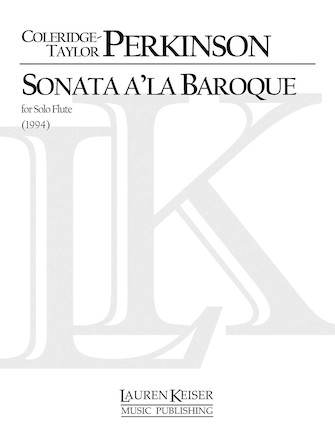 Product Cover for Sonata a' la Baroque