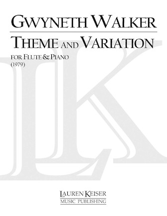 Product Cover for Theme and Variation