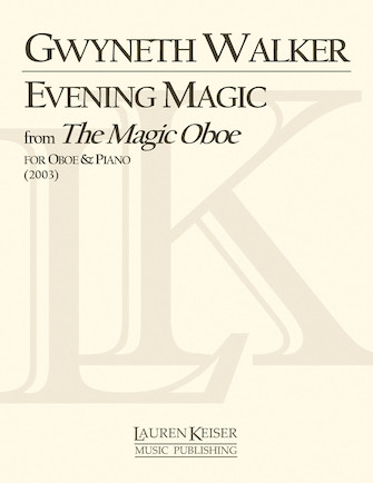 Product Cover for Evening Magic from The Magic Oboe