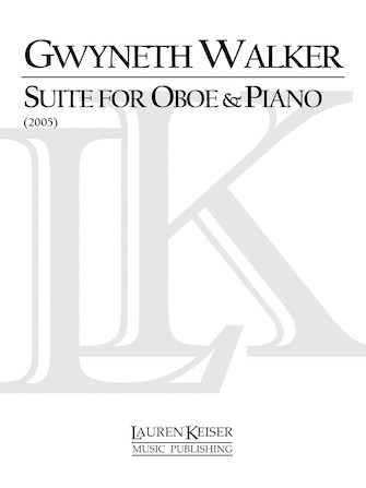 Product Cover for Suite for Oboe and Piano