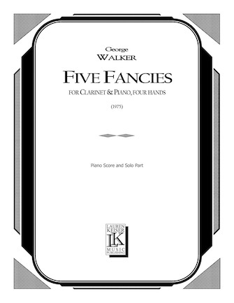 Product Cover for Five Fancies