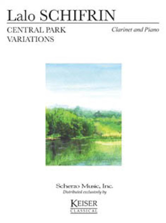 Product Cover for Central Park Variations