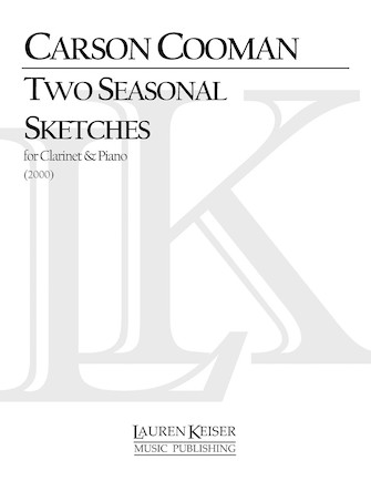 Product Cover for Two Seasonal Sketches, Set I
