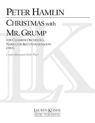 Product Cover for Christmas with Mr. Grump