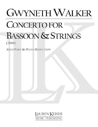 Product Cover for Concerto for Bassoon and Strings
