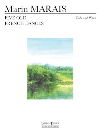 Product Cover for Five Old French Dances