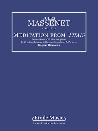 Product Cover for Meditation from Thaïs