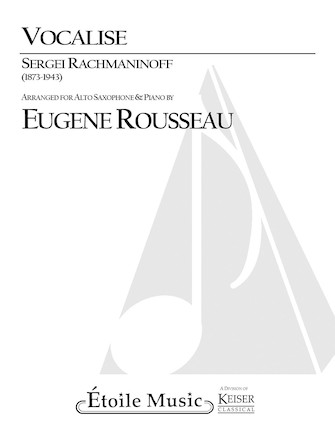 Product Cover for Vocalise, Op. 34 No. 14