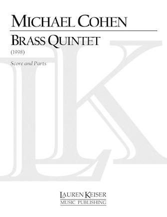 Product Cover for Brass Quintet