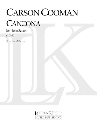 Product Cover for Canzona