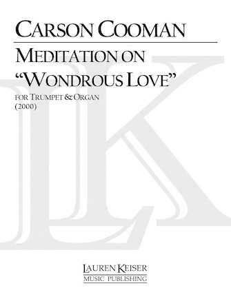 """Product Cover for Meditation on """"Wondrous Love"""""""