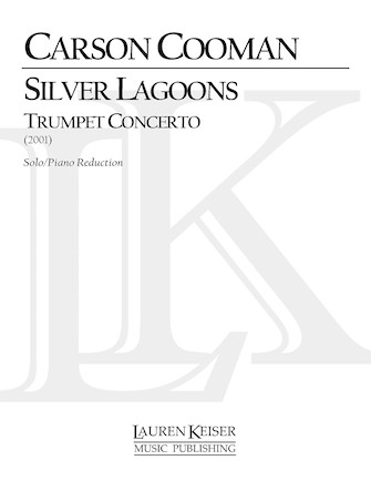 Product Cover for Silver Lagoons: Trumpet Concerto (Piano Reduction)