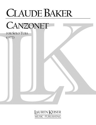 Product Cover for Canzonet