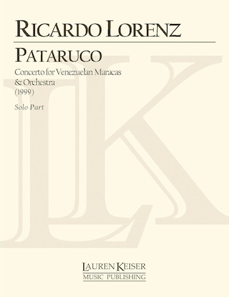 Product Cover for Pataruco