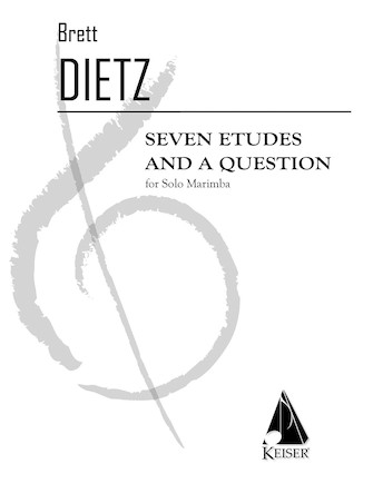 Product Cover for 7 Etudes and a Question