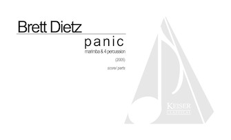 Product Cover for Panic