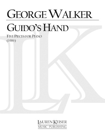 Product Cover for Guido's Hand: Five Pieces for Piano