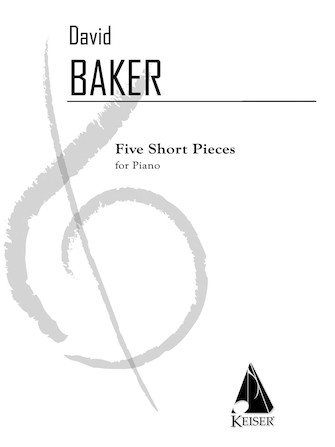 Product Cover for Five Short Pieces