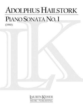 Product Cover for Piano Sonata No. 1