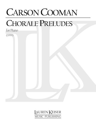 Product Cover for Chorale Preludes