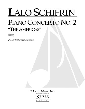 Product Cover for Piano Concerto No. 2: The Americas