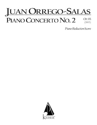 Product Cover for Piano Concerto No. 2, Op. 93