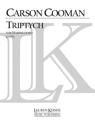 Product Cover for Triptych for Harpsichord