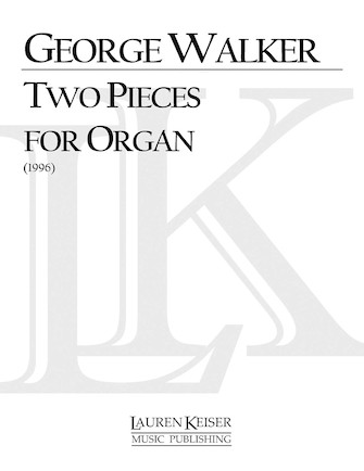 Product Cover for Two Pieces for Organ