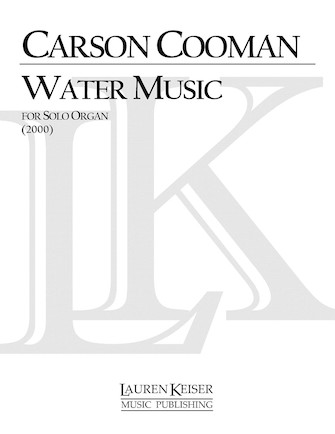 Product Cover for Water Music