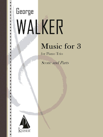Product Cover for Music for Three
