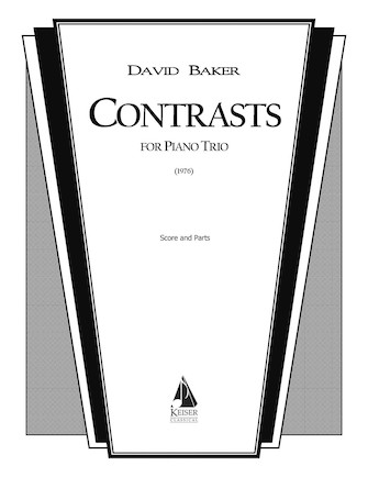 Product Cover for Contrasts
