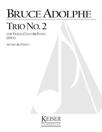 Product Cover for Piano Trio No. 2