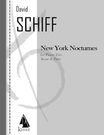 Product Cover for New York Nocturnes