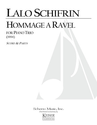 Product Cover for Hommage a Ravel