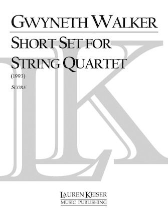 Product Cover for Short Set for String Quartet