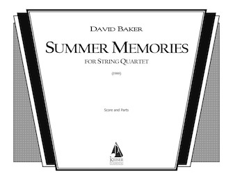 Product Cover for Summer Memories