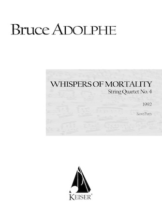 Product Cover for Whispers of Mortality
